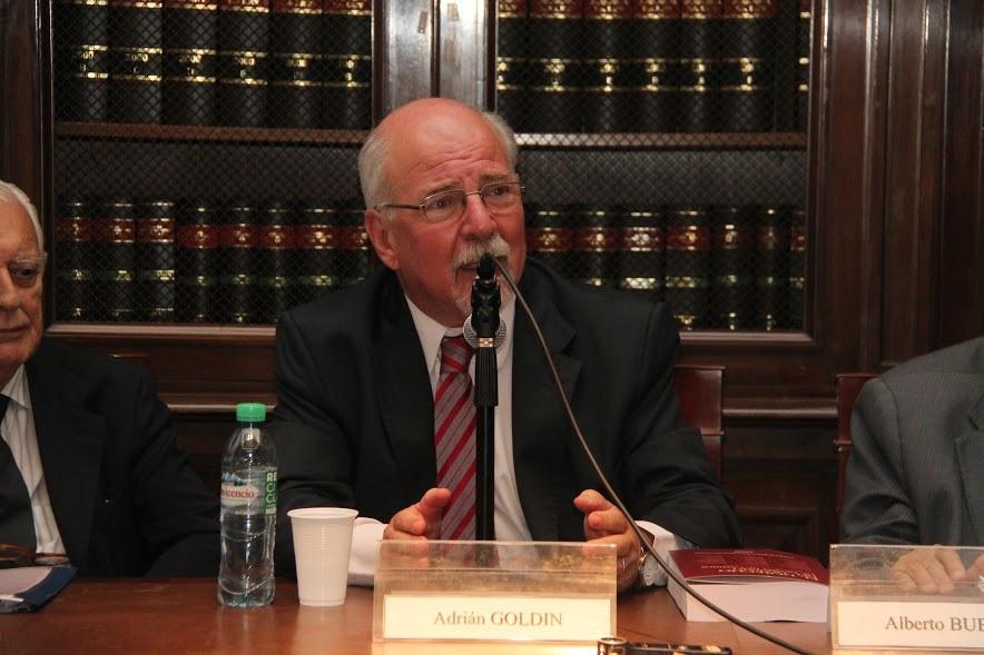 Adrian O. Goldin